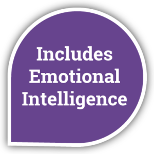 Includes Emotional Intelligences